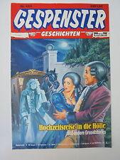 1x Comic -Gespenster Geschichten - Bastei- Nr. 489- Z. 1/1-2