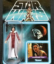 Star Wars ESB Vintage EP505 Princess Leia Bespin Outfit Carrie Fisher MOC figure