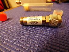 Narda 3dB Attenuator with N Connectors 2 Watt 771B-3