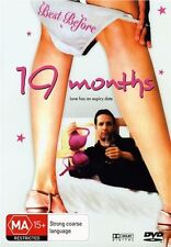 19 Months (DVD, 2006) New & Sealed
