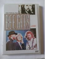 DVD  BEE GEES  Live  One for All Tour    DVD