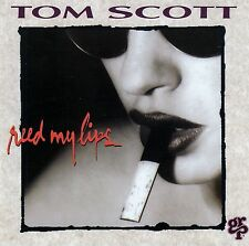 TOM SCOTT : REED MY LIPS / CD (GRP RECORDS GRP 97592)