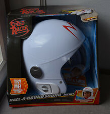 Speed Racer Race-A-Round Sound Helmet by Hot Wheels