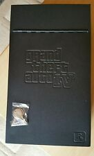 Grand Theft Auto 4 Bank Safety Deposit Box with keys New xbox 360 gta