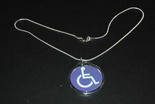 Disabled Badge - Neclace - Gift - Present - Self purchase - Choose from options