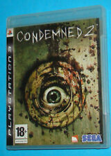 Condemned 2 II - Sony Playstation 3 PS3 - PAL