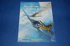 Osprey Aircraft of the Aces 117 - Aces of the 325th Fighter Group Thomas G Ivie