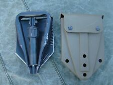 USGI USMC US Army Entrenching tool (E-tool) with cover - previously issued