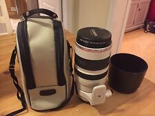 Canon EF100-400mm 1:4.5-5.6 L IS Zoom Lens