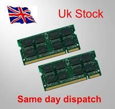 2GIG 2GB 2 x 1GB memoria RAM ACER ASPIRE 5315 5610z PORTÁTIL