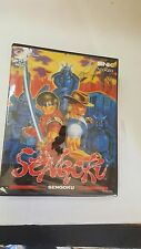 Sengoku Box and Manual ONLY for  The Neo Geo AES System  NO GAME INCLUDED