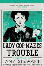 Lady Cop Makes Trouble (A Kopp Sisters Novel)-ExLibrary