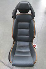 Lamborghini Gallardo LP550, RH Front Seat, Black,Orange Stitching, 400881004G
