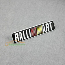 For Mitsubishi Motor Sport Car Side Rear Decal Ralliart Emblem Badge Sticker