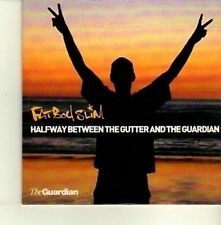 (DE201) Fat Boy Slim, Halfway Between The Gutter... - The Guardian CD