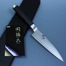 Kai Seki Magoroku Japanese Chef Kitchen Knife Damascus 33 Layers Petty 120mm F/S