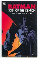 Batman Son Of The Demon 1 DC 2006 VF Edition 1st Damian Wayne Ibn al Xu'ffasch