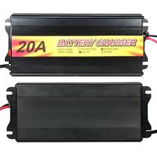 High Frequency Smart 12V Lead Acid Battery Charger for Car Repair 20A G1J3