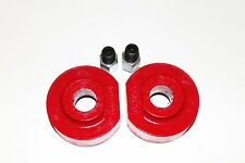 "FORD RANGER 1983-1997 LIFT KIT FRONT 2"" POLYURETHANE SPACER EXTENDER 2WD R2 USA"