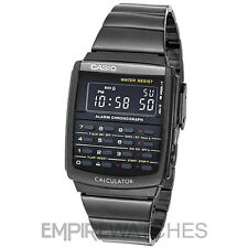 **NEW** CASIO DATABANK CALCULATOR ALARM RETRO WATCH - CA-506B-1A - RRP £60