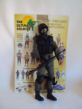 "VINTAGE 1998 THE ULTIMATE SOLDIERS 12"" TALL DOLL NO BOX"