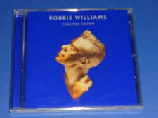 Robbie Williams - Take the crown - CD SIGILLATO