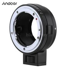Lens Adapter Ring for Nikon to Sony E-Mount NEX 3/5/7 A7 A5000 A5100 A6000 0G7B