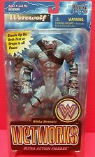 Werewolf Action Figure Grey Whilce Portacio's Wetworks McFarlane Toys 1995