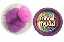 Mood Mudd Color Changing Dough Putty  -Tactile Slime Squishy Autism Sensory heat