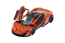 "Kinsmart McLaren P1 1/36 scale 5"" diecast model car Orange K146"