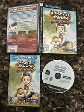 PS2 Playstation Harvest Moon Save The Homeland Cib Complete