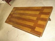 Lane Furniture Coffee Table With Matching End Tables Large Vintage Mid Century