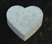 100hr GARDENIA & LILY OF THE VALLEY Scent Love Heart CANDLE MELT for Oil Burner