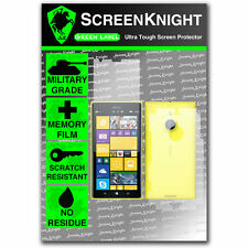 ScreenKnight Nokia Lumia 1520 FULL BODY SCREEN PROTECTOR invisible shield