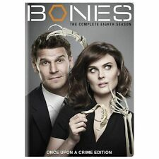 Bones: The Complete Eighth Season DVD***NEW***