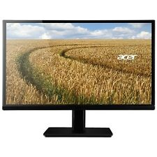 "Acer - Refurbished H6 Series 23"" IPS LED HD Monitor - Black"