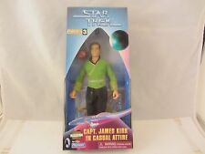 Star Trek - Warp Factor 3 - Capt. James Kirk, Casual  NIB  (317ST1)  65292