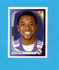 PANINI-CHAMPIONS 2007/2008-Figurina n.346- ROBINHO - REAL MADRID -NEW BLACK