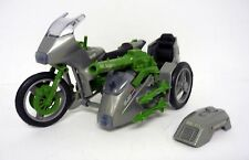 "GI JOE SILVER MIRAGE Vintage Action Figure Vehicle Motorcycle 6"" COMPLETE 1985"