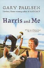 Harris and Me by Gary Paulsen (2007, Hardcover)