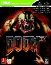 Doom 3 (Xbox) (Prima Official Game Guide) by Stratton, Bryan