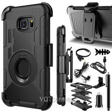 Samsung GALAXY S7/S7 Edge Hybrid Rugged Shockproof Hard Protective Case Cover