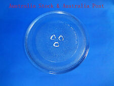 Microwave Oven Glass Turntable Plate Platter 245 mm Suits Many Brand NEW (A110)