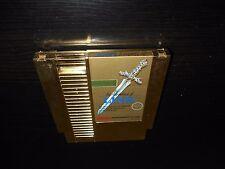 Zelda II 2 The Adventure of Link Nintendo NES Game Cartridge Cart Gold