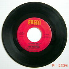 1973'S 45 R.P.M. RECORD, THE PEPPERS, PEPPER BOX, PINCH OF SALT