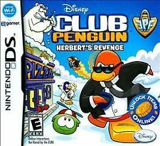 Nintendo DS/DSi/Lite Game CLUB PENGUIN HERBERT'S REVENGE