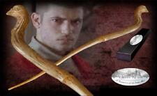 "Viktor Krum Wand 13""  Authentic Replica NIB from Harry Potter Movie w/ Name Clip"