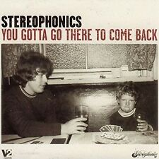 STEREOPHONICS - YOU GOTTA GO THERE TO COME BACK (VINYL)  2 VINYL LP NEU