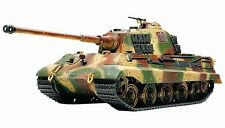 Tamiya 1/48 German Heavy Tank King Tiger (Henschel Turret) model kit 32536