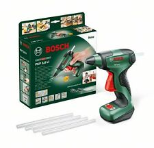 savers-choice Bosch PKP 3.6V Cordless GLUE GUN 0603264670 3165140696739 RC.*